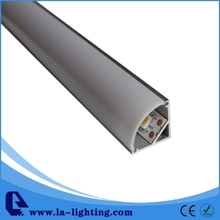 10PCS 1m length aluminium led profile corner  free DHL shipping led strip aluminum channel housing Item No.LA-LP12A