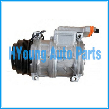 air auto ac Compressor for IVECO EuroTrakker Cursor EuroTech MH Stralis AS 10PA17C 24V 115mm 99488569 500341617 447100-9750