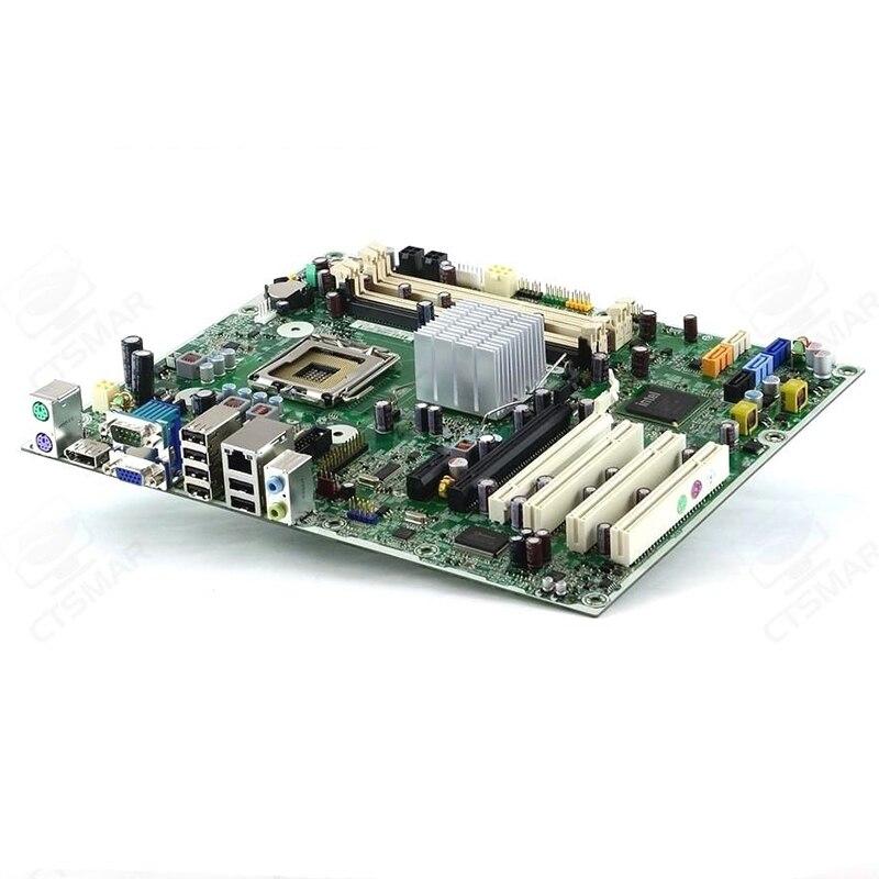 Original For HP Elite 8000 8080 MT Q45 desktop motherboard LGA 775 DDR3 536455-001 536883-001 536456-000 Free shipping 6