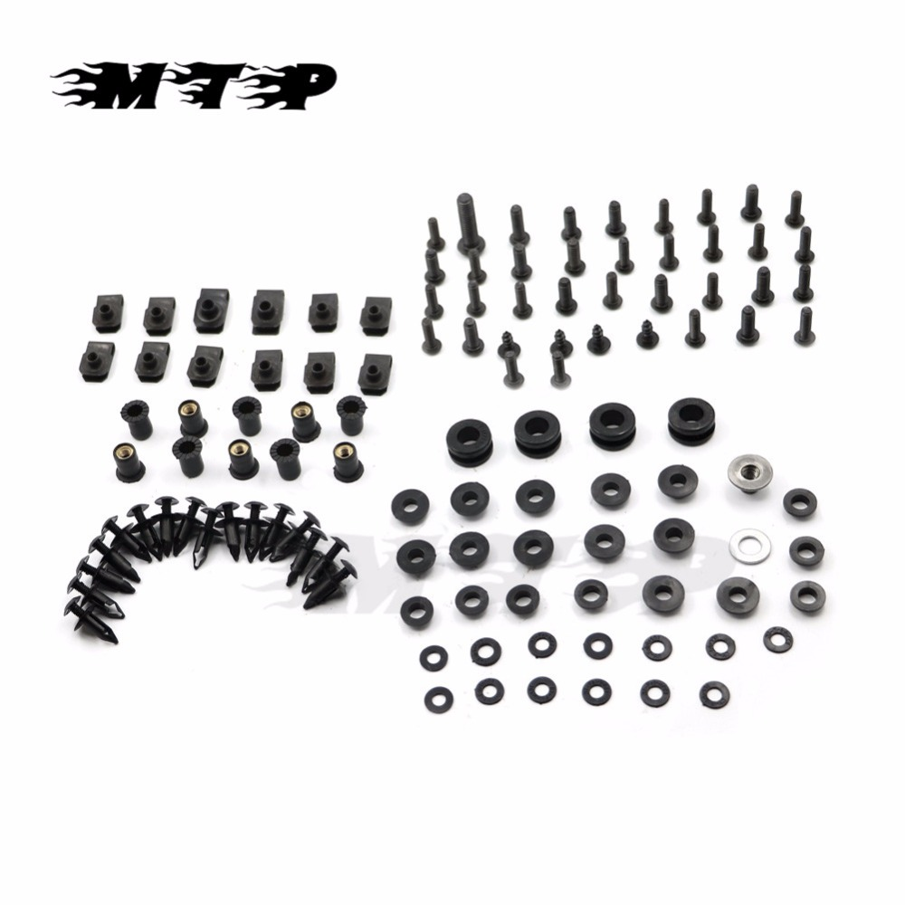 Motorcycle Fairing Screw Bolts Set For Suzuki GSXR 600 750