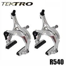 TEKTRO R540 Caliper Lightweight 164g/wheel C Brake Caliper Quick Release Linear Pull Brake Forged Aluminum for Shiman0 105