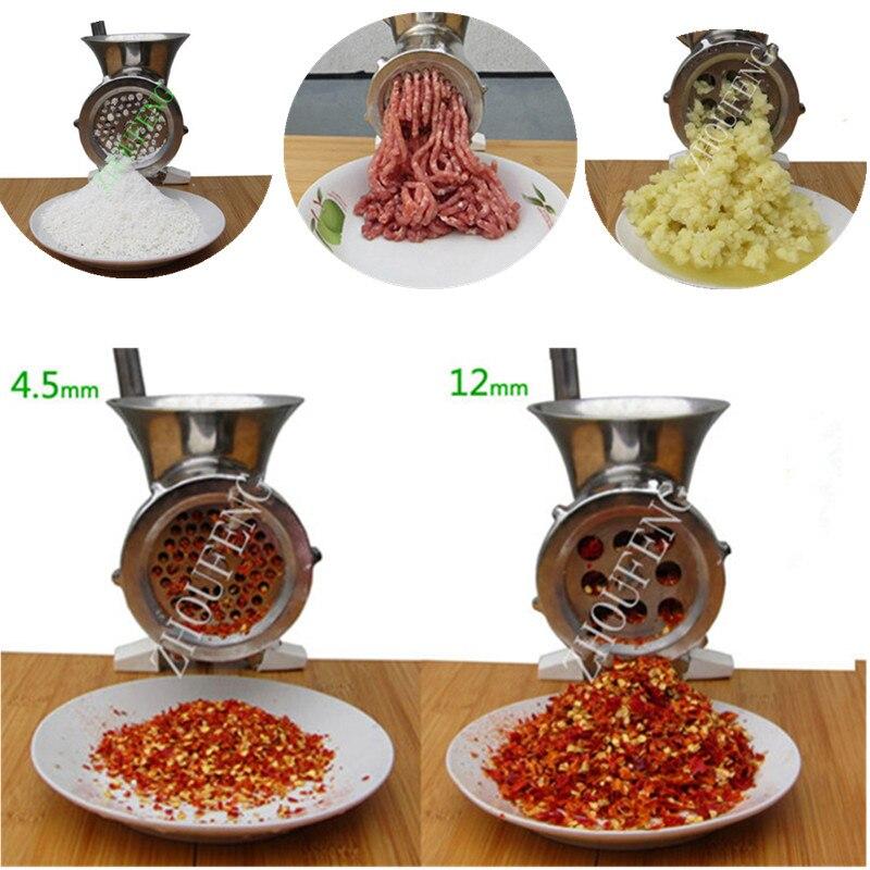 Приготовления машины многофункциональный Homeuse нержавеющей стали мясорубку шлифовальный станок лапша картофельного пюре экструдер пищево…