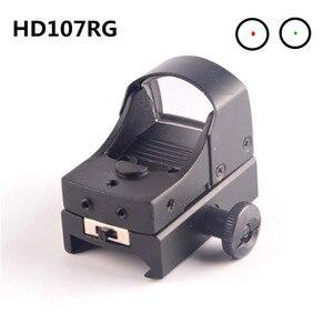 Image 2 - CBSEBIKE เลนส์ Riflescope Holographic Sight Micro Reflex ขอบเขตระดับ MINI ปืนไรเฟิลการล่าสัตว์ Dot Collimator