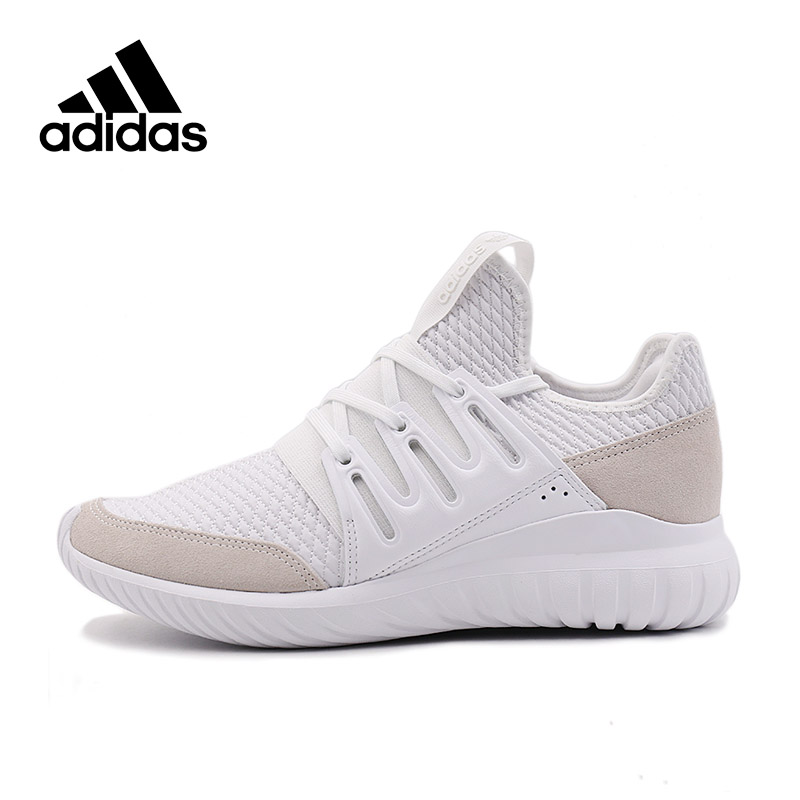 New Arrival Authentic Adidas Originals Tubular Radial Mens Running Shoes Sports Sneakers