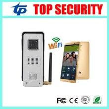 Mobile WIFI video door phone video intercom system wireless door control wireless remote control video door phone
