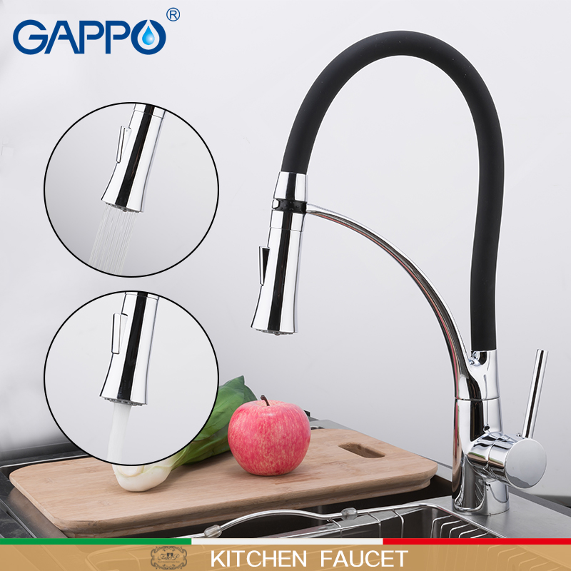GAPPO Küche Wasserhahn küche mixer de cozinha waschbecken armaturen flexible wasserhähne spülbecken mixer trinkwasser wasserhahn küche wasserhähne