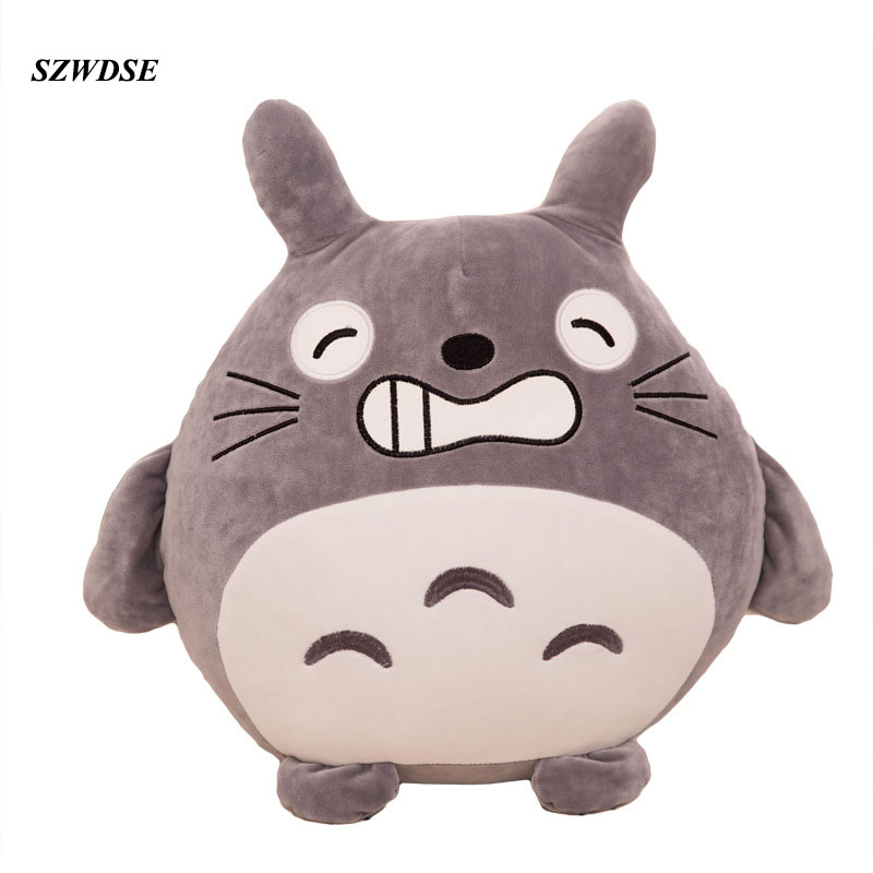 17.72Inc Children's plush soft Chinchilla toy stuffed pillow cute cartoon fat mouse car cushion kids girls birthday gift hercules 5297