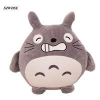 17.72Inc Children's plush soft Chinchilla toy stuffed pillow cute cartoon fat mouse car cushion kids girls birthday gift