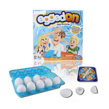 Parent-child Interactive Fun Gadgets Toys Don't Get Wet Egg Roulette Party Games for Children Gifts цена