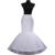 2016 Vestido de Noiva Saia Anágua Enaguas Cerceau Mariage Jupon Crinolina Saiote Hoop Saia Sottogonna Tulle Acessórios