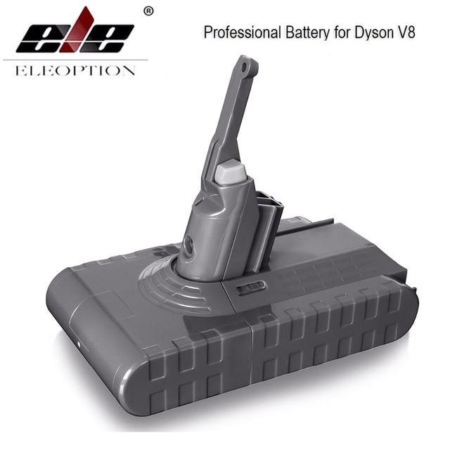 dyson v8 batteria