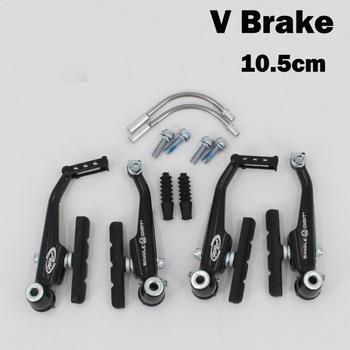 Jedno koło para Mini V hamulca BMX rower szosowy MTB rower górski hamulec V zacisk hamulca AVID SD3 rower hamulec rowerowy części tanie i dobre opinie VBS001 Hamulec V-brake Światło stopu BcykUP 10 5cm
