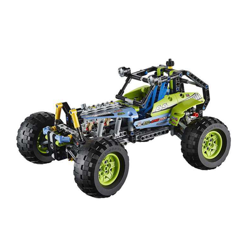 StZhou LEpin Technic City Series 2-in-1 Formula Off-Roader Car Building Blocks Bricks Model Kids Toys Marvel Compatible Legoe lepin technic city series 24 hours race car building blocks bricks model kids toys marvel compatible legoe