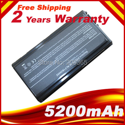 notebook battery for Asus 90-NLF1B2000Y Asus A32-F5 F5 X50 Series
