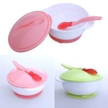 Baby Dish Feeding Bowl