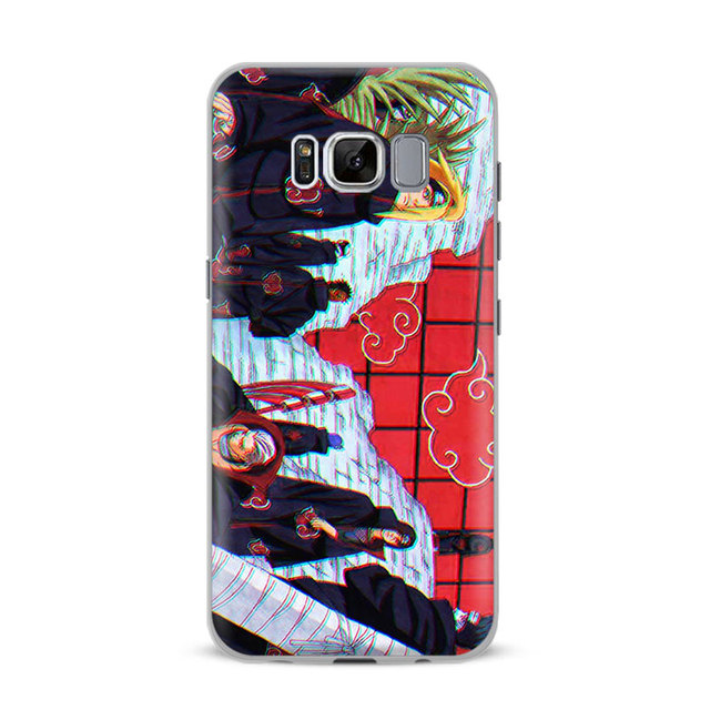 Naruto Akatsuki Phone Case Cover For Samsung