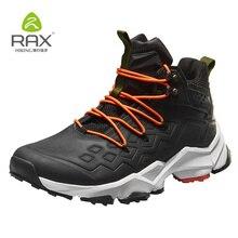 Rax caminhadas sapatos homem leve tênis ao ar livre para mulher montanha escalada trekking botas antiderrapante sapatos de caminhada ao ar livre