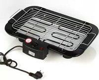 Darmowa wysyłka 1500 W gospodarstwa domowego ze stali nierdzewnej grill grill 220 v elektryczny piekarnik do użytku domowego bezdymnego maszyna do grilla grill grill w Elektryczne parowary do żywności od AGD na