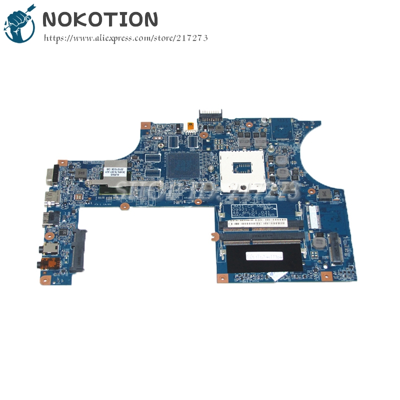 NOKOTION MBPTC01001 48.4HL01.03M MAIN BOARD For Acer 3820 3820T Laptop Motherboard HM55 DDR3 UMA 645386 001 laptop motherboard for hp dv7 6000 notebook pc system board main board ddr3 socket fs1 with gpu