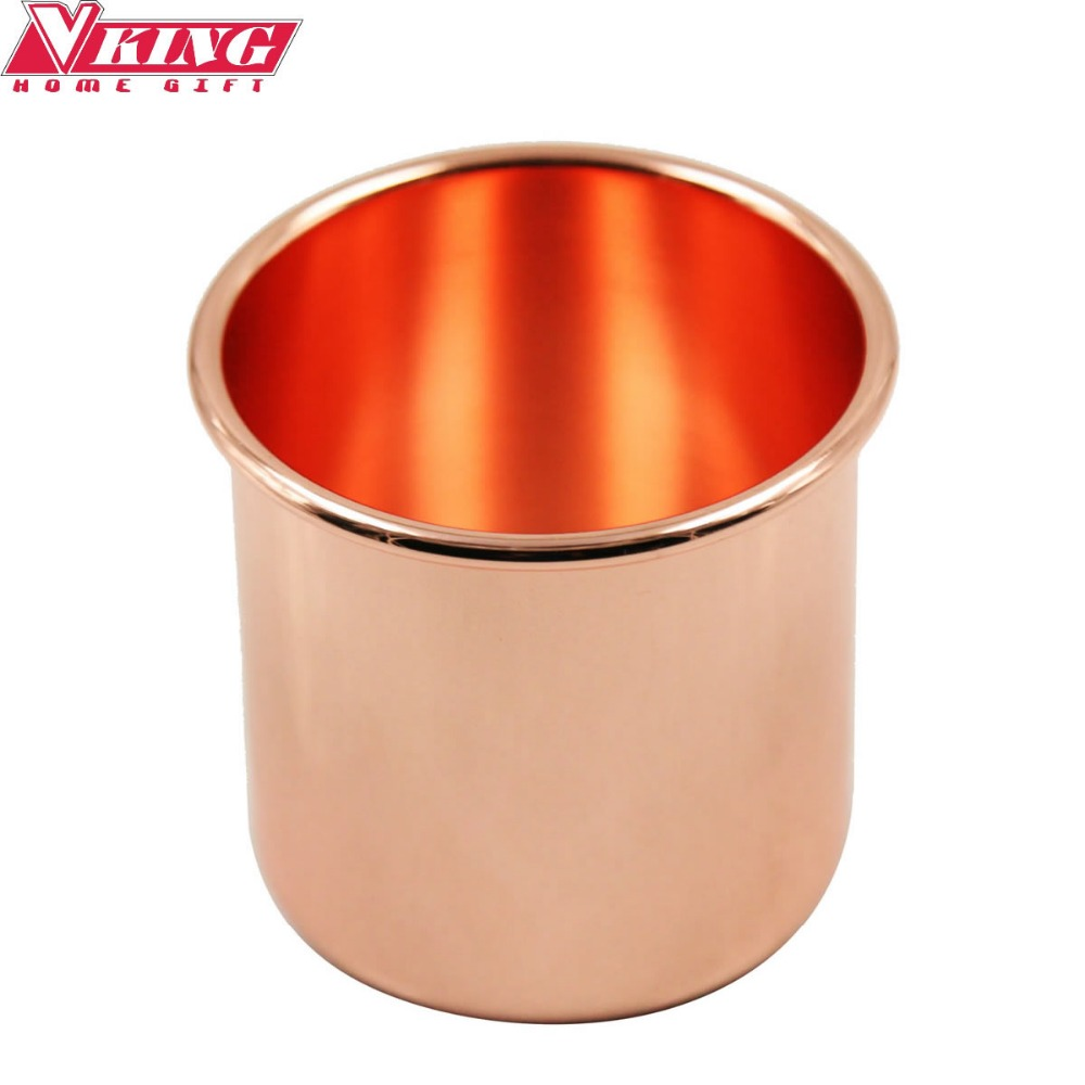 16OZ Stainless steel <font><b>Moscow</b></font> <font><b>Mule</b></font> <font><b>Copper</b></font> <font><b>Mug</b></font> <font><b>Drinking</b></font> <font><b>Cups</b></font> Candle <font><b>cup</b></font> Beer <font><b>cup</b></font> Rose Gold Plated <font><b>cup</b></font> Without Grip