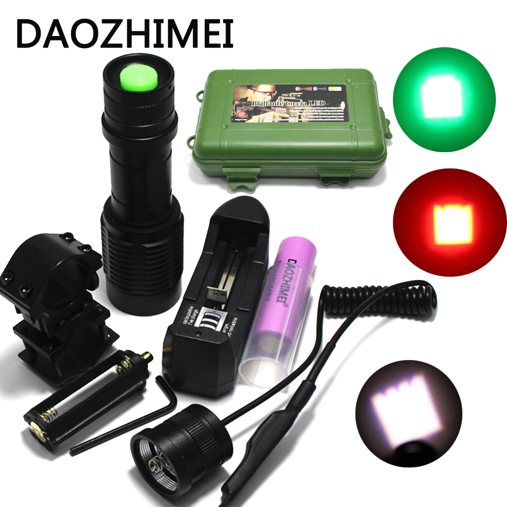 Zoom Green Red /White/LED Flashlight Hunting Light XM-L Q5 1000 Lumens ON/OFF Mode With Gun Clip Remote Pressure Switch 18650 uray 3g 4g lte hd 3g sdi to ip streaming encoder h 265 h 264 rtmp rtsp udp hls 1080p encoder h265 h264 support fdd tdd for live