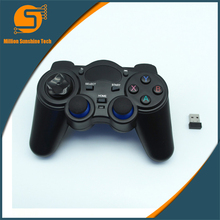 2.4GHz Wireless Gamepad Joystick Game Controller Remote for  PC Android Smartphone Tablet