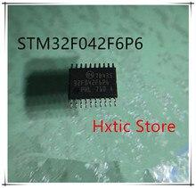 10PCS/LOT STM32F042F6P6TR STM32F042F6P6 STM32F042 32F042F6P6 TSSOP  IC