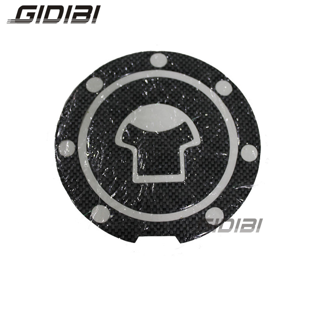 Decals Gas Tank Cap Carbon Fibre Sticker For Honda VFR800