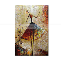 Wholesale Canvas Painting oil painting Nude Sexy Female Lady Woman Modern Wall Decor Art Oil Painting for Living Room Wall