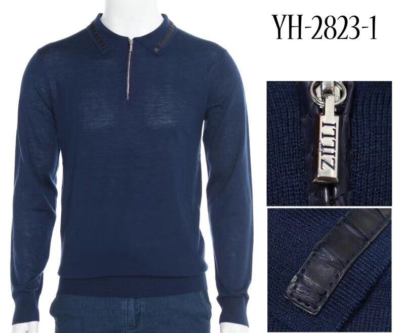 TACE & SHARK Billionaire Maglione degli uomini 2018 nuovo stile di modo di colore solido di lana di alta qualità per il fitness signore M-4XL trasporto trasporto libero
