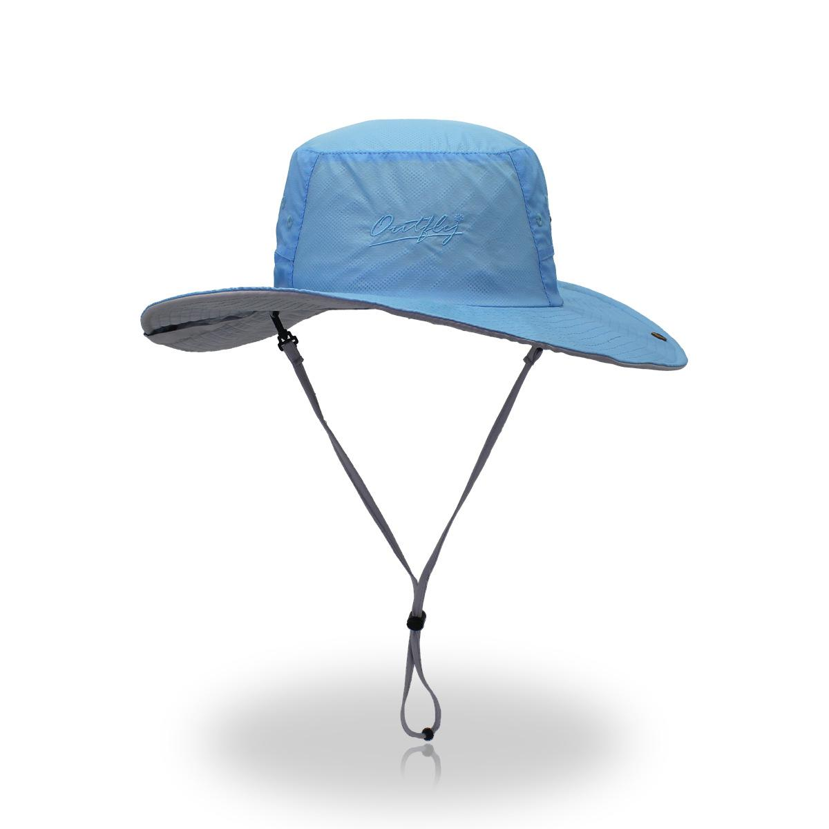 2017 Summer Hot Selling Fishing Hat Waterproof Breathable Cap Unisex Bob  Hiking Sombrero Outdoor Polyester Bucket Hat L004-in Hiking Caps from  Sports ... 73176fdd902