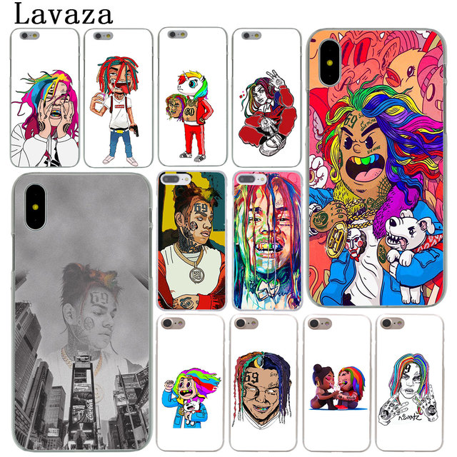 US $1 99 22% OFF|Lavaza singer Tekashi69 6ix9ine 69 Hard Phone Case for  Apple iPhone XR XS Max X 8 7 6 6S Plus 5 5S SE 5C 4S 10 Cover 8Plus  Cases-in