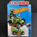 Новые Поступления 2017 Hot Wheels Трава Chomper Металл Diecast Cars Коллекция Дети Toys Автомобиля Для Детей Juguetes