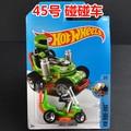 Novedades 2017 hot wheels hierba chomper metal diecast cars colección kids toys vehículo para niños juguetes