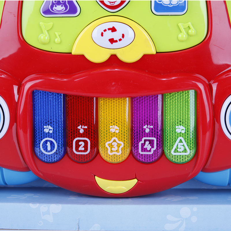 aliexpresscom buy kids multifunction story machine electronic piano car baby learning machine with light music children early educational toy from