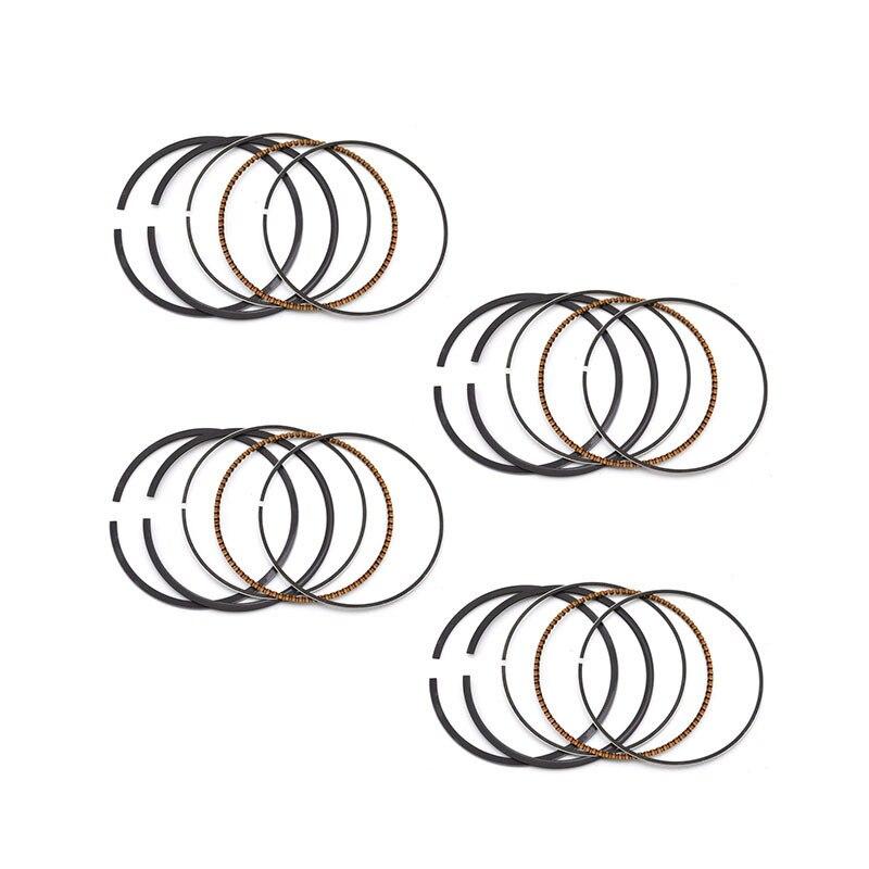 STD Bore 65mm 4 Pcs/Set Piston Rings for HONDA CBR600F3