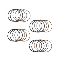 STD Bore 65mm 4 Pcs Set Piston Rings For HONDA CBR600F3 CBR600 F3 1995 1998