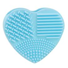 Щетка для чистки, силиконовая модная перчатка для очистки яиц, кисть для мытья макияжа, инструмент для чистки, щетка для чистки, Прямая поставка, 18may18