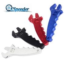 ESPEEDER 3 4681012 Регулируемый Алюминиевый ключ арматура инструмент гаечный ключ