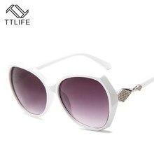 TTLIFE Brand Design Oversized Women Elegant Sunglasses Female Retro Style Polarized Glasses Shades Uv400 Oculos De Sol Feminino
