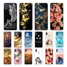 Geruide Xiaomi Redmi S2 Case Cover, Fashionable Soft TPU Silicone Back Cover Cases S 2 RedmiS2 Cell Phone