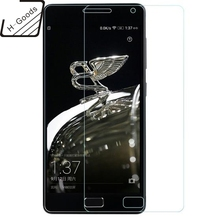H-Goods 2.5D 0.3mm tempered glass For Lenovo Vibe P1 screen protector guard film front case cover +clean kits