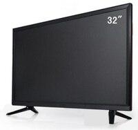 Глобальный интернет DVB T2 ТВ 32 светодиодный LED HD ЖК android smart телевизионные