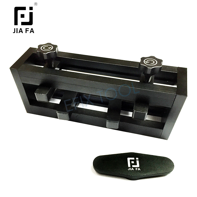 Free shipping JIAFA Mobile phone metal back cover bending straightening repair fixture kit for iphone 5 5S 6 6P JF-867 givenchy khol couture waterproof карандаш для глаз водостойкий 01 черный