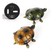 Funny toys Remote control simulation turtle electric toy child baby animal
