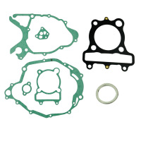 LOPOR Motorbike Cylinder Gasket Crankcase Covers Kit For YAMAHA TW200 TW 200 88 96 Motorcycle Engine Rebuilding Kits gasket