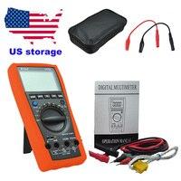 M002 VICI VC99+ 3 6/7 6000 count auto range digital Multimeter DMM AC DC Voltmeter Capacitance Resistance