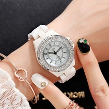 GEDI Fashion White Ceramics Women Watches Top Luxury Brand Ladies Quartz Watch 2 Pieces Bracelet Watch White Ceramic Watch Clock 2018 new hot gedi fashion ceramic women watches top luxury brand ladies quartz watch 2 pieces watches relogio feminino hodinky