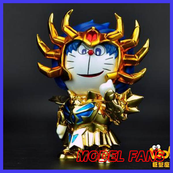 MODEL FANS IN-STOCKJacksdo - saint seiya cloth myth Cancer Death Mask ? Doraemon DoraCat  Freeshipping стоимость