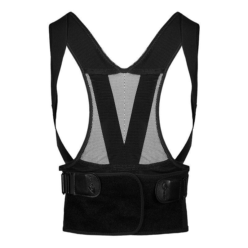 Back Posture Corrector burning man Shoulder Lumbar Brace Spine Support Braces Shapers For Men Women bodysuit Correct posture